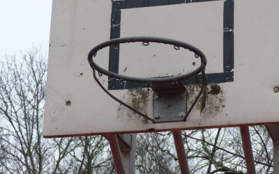 Basketballkorb Kleinspielfeld