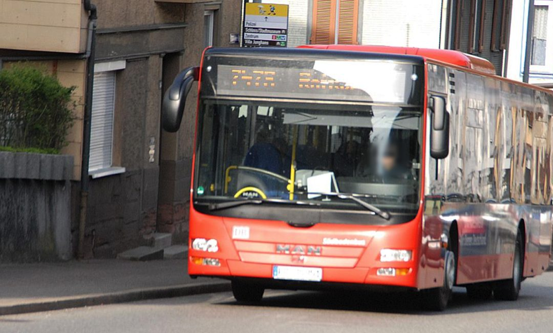 Verbesserung der Busverbindung