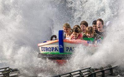 Ausfahrt Europa-Park Rust