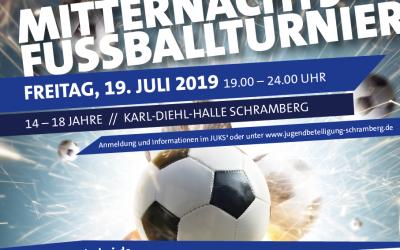 Mitternachtsfußballturnier 19.07.2019